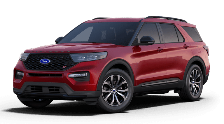 New 2020 Ford Explorer ST SUV near Charleston, SC